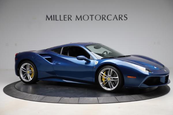 Used 2017 Ferrari 488 GTB for sale $229,900 at Bugatti of Greenwich in Greenwich CT 06830 10