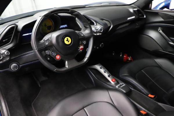 Used 2017 Ferrari 488 GTB for sale $229,900 at Bugatti of Greenwich in Greenwich CT 06830 13