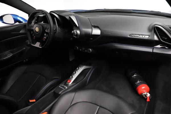 Used 2017 Ferrari 488 GTB for sale $229,900 at Bugatti of Greenwich in Greenwich CT 06830 17