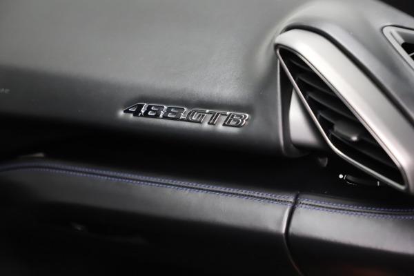 Used 2017 Ferrari 488 GTB for sale $229,900 at Bugatti of Greenwich in Greenwich CT 06830 22