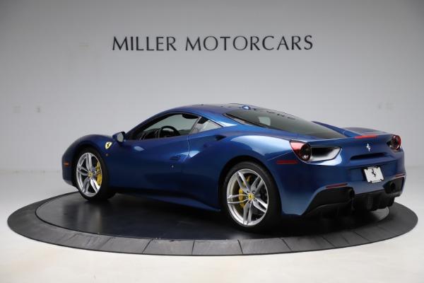 Used 2017 Ferrari 488 GTB for sale $229,900 at Bugatti of Greenwich in Greenwich CT 06830 4