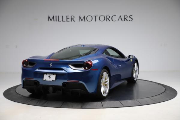 Used 2017 Ferrari 488 GTB for sale $229,900 at Bugatti of Greenwich in Greenwich CT 06830 7