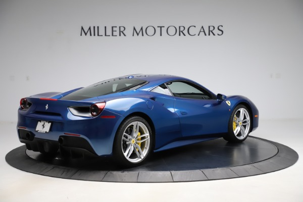 Used 2017 Ferrari 488 GTB for sale $229,900 at Bugatti of Greenwich in Greenwich CT 06830 8