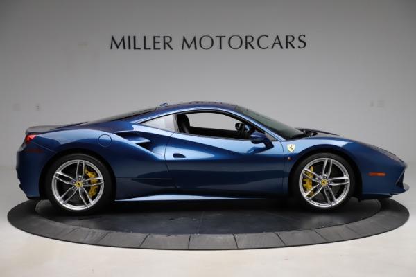 Used 2017 Ferrari 488 GTB for sale $229,900 at Bugatti of Greenwich in Greenwich CT 06830 9