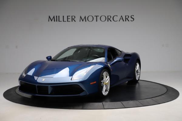Used 2017 Ferrari 488 GTB for sale $229,900 at Bugatti of Greenwich in Greenwich CT 06830 1