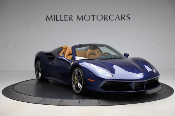 Used 2018 Ferrari 488 Spider for sale Sold at Bugatti of Greenwich in Greenwich CT 06830 11