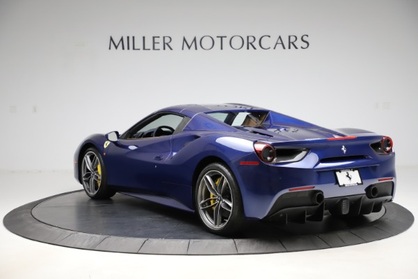 Used 2018 Ferrari 488 Spider for sale Sold at Bugatti of Greenwich in Greenwich CT 06830 15
