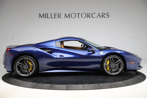 Used 2018 Ferrari 488 Spider for sale Sold at Bugatti of Greenwich in Greenwich CT 06830 17