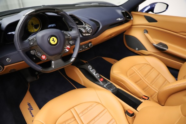 Used 2018 Ferrari 488 Spider for sale Sold at Bugatti of Greenwich in Greenwich CT 06830 19