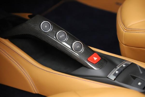 Used 2018 Ferrari 488 Spider for sale Sold at Bugatti of Greenwich in Greenwich CT 06830 28