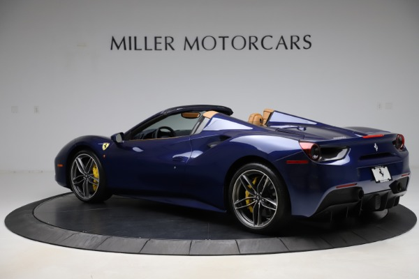 Used 2018 Ferrari 488 Spider for sale Sold at Bugatti of Greenwich in Greenwich CT 06830 4