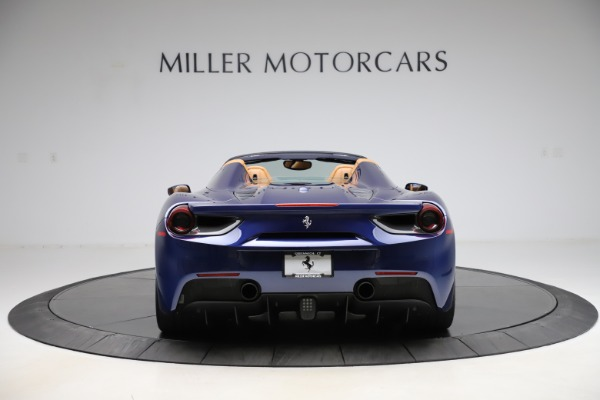 Used 2018 Ferrari 488 Spider for sale Sold at Bugatti of Greenwich in Greenwich CT 06830 6
