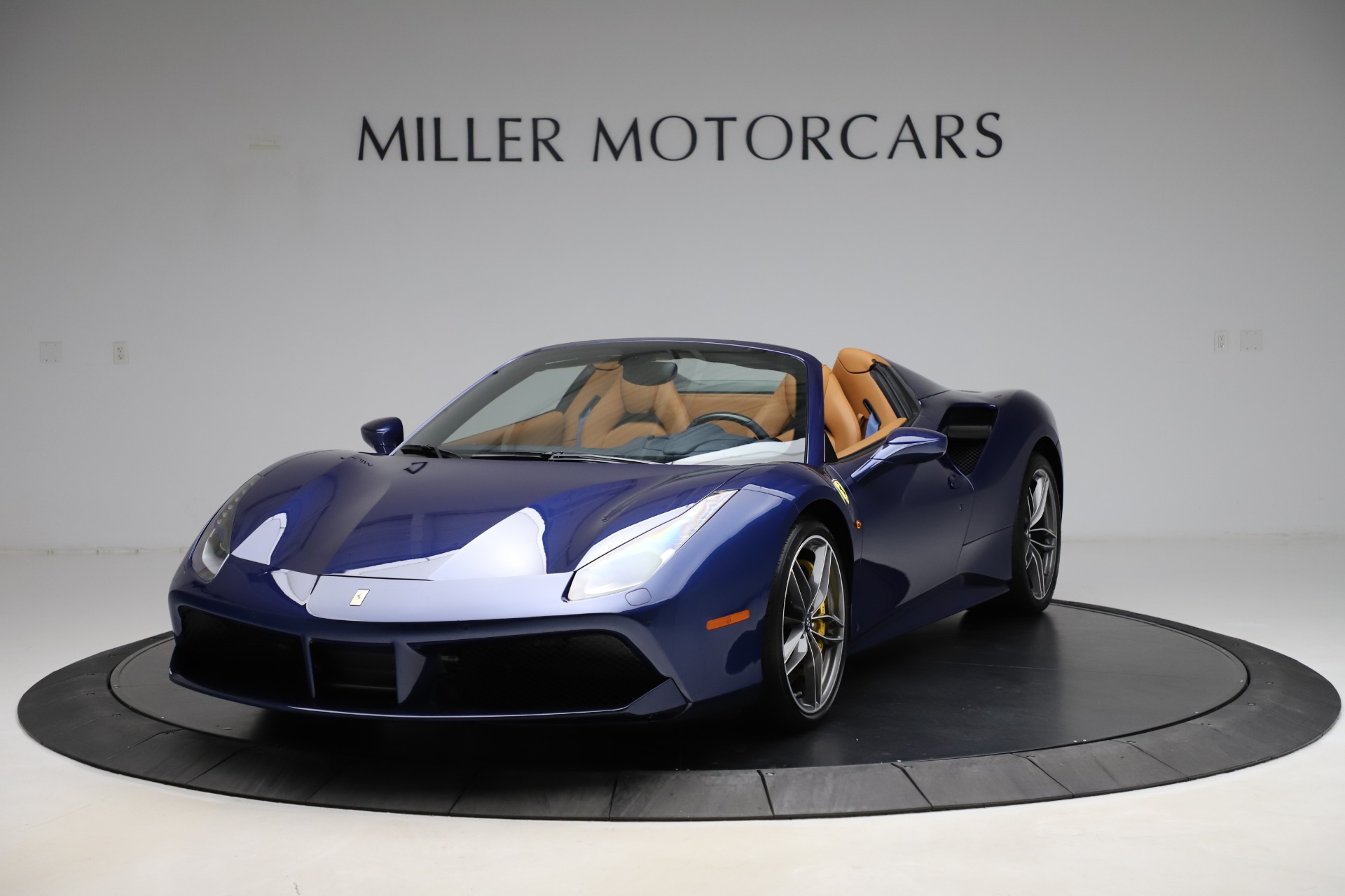 Used 2018 Ferrari 488 Spider for sale Sold at Bugatti of Greenwich in Greenwich CT 06830 1