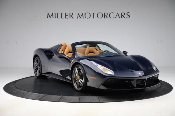 Used 2018 Ferrari 488 Spider for sale Sold at Bugatti of Greenwich in Greenwich CT 06830 11