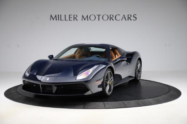 Used 2018 Ferrari 488 Spider for sale Sold at Bugatti of Greenwich in Greenwich CT 06830 13