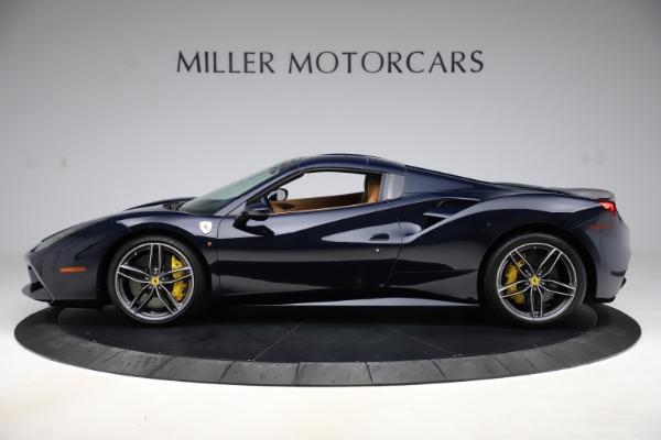 Used 2018 Ferrari 488 Spider for sale Sold at Bugatti of Greenwich in Greenwich CT 06830 14