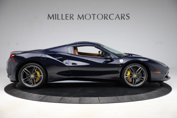 Used 2018 Ferrari 488 Spider for sale Sold at Bugatti of Greenwich in Greenwich CT 06830 17