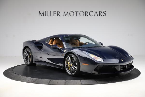 Used 2018 Ferrari 488 Spider for sale Sold at Bugatti of Greenwich in Greenwich CT 06830 18