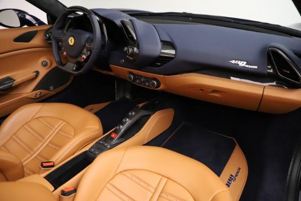 Used 2018 Ferrari 488 Spider for sale Sold at Bugatti of Greenwich in Greenwich CT 06830 23
