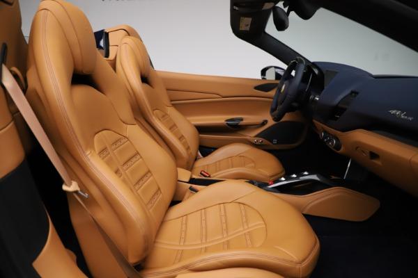 Used 2018 Ferrari 488 Spider for sale Sold at Bugatti of Greenwich in Greenwich CT 06830 24