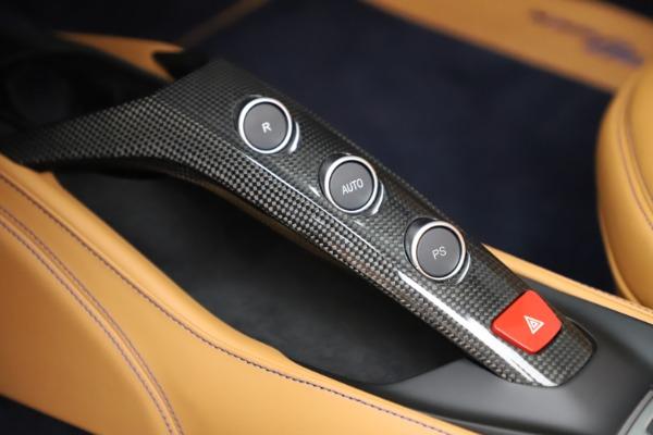 Used 2018 Ferrari 488 Spider for sale Sold at Bugatti of Greenwich in Greenwich CT 06830 27