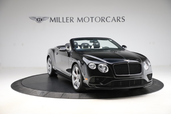 Used 2017 Bentley Continental GTC V8 S for sale $159,900 at Bugatti of Greenwich in Greenwich CT 06830 11