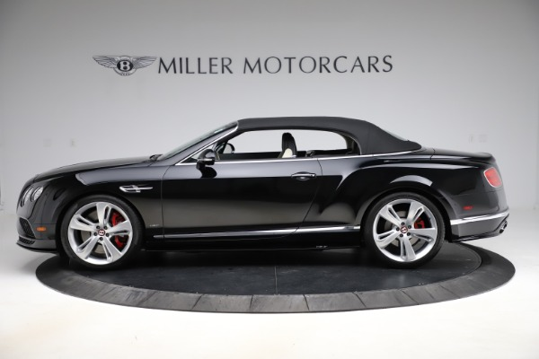 Used 2017 Bentley Continental GTC V8 S for sale $159,900 at Bugatti of Greenwich in Greenwich CT 06830 13