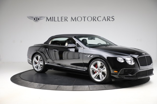 Used 2017 Bentley Continental GTC V8 S for sale $159,900 at Bugatti of Greenwich in Greenwich CT 06830 17