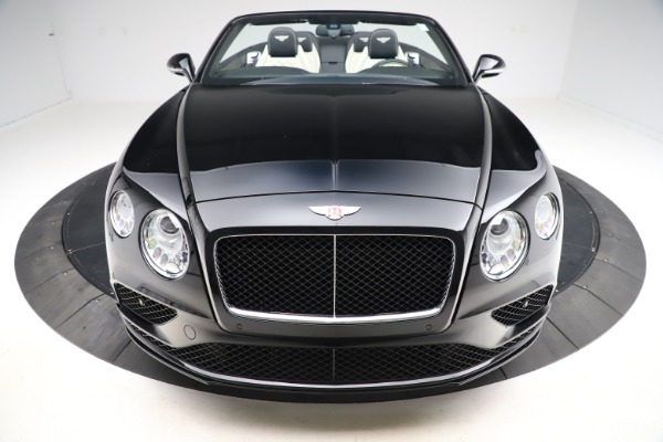 Used 2017 Bentley Continental GTC V8 S for sale $159,900 at Bugatti of Greenwich in Greenwich CT 06830 19