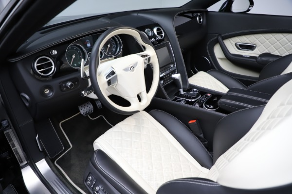 Used 2017 Bentley Continental GTC V8 S for sale $159,900 at Bugatti of Greenwich in Greenwich CT 06830 24
