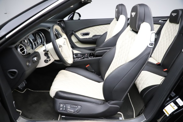 Used 2017 Bentley Continental GTC V8 S for sale $159,900 at Bugatti of Greenwich in Greenwich CT 06830 25
