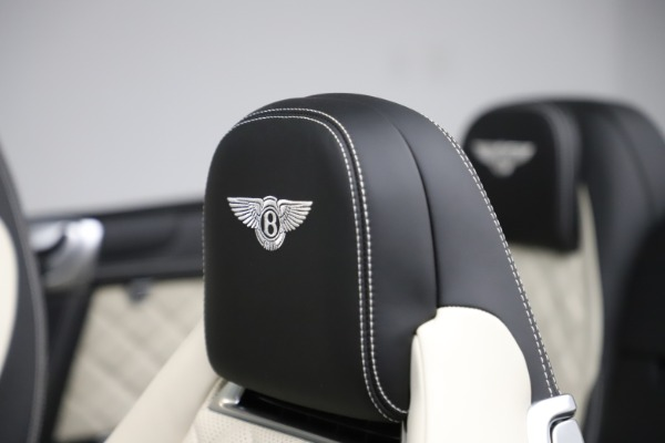 Used 2017 Bentley Continental GTC V8 S for sale $159,900 at Bugatti of Greenwich in Greenwich CT 06830 27