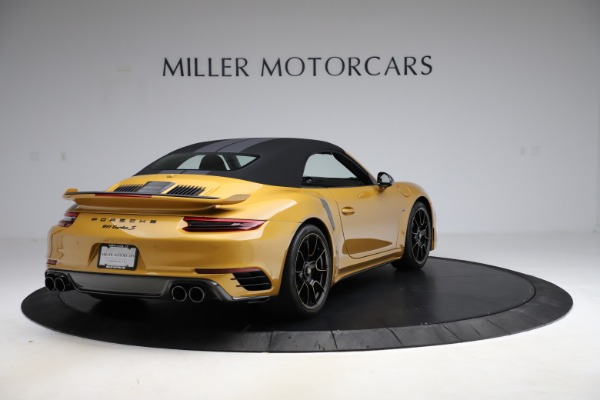 Used 2019 Porsche 911 Turbo S Exclusive for sale $249,900 at Bugatti of Greenwich in Greenwich CT 06830 15