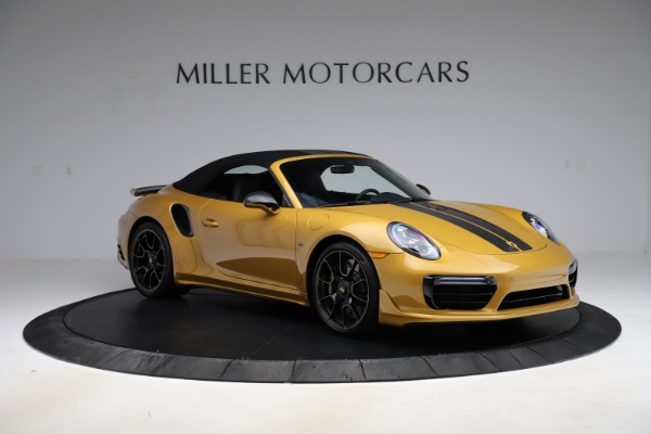 Used 2019 Porsche 911 Turbo S Exclusive for sale $249,900 at Bugatti of Greenwich in Greenwich CT 06830 17