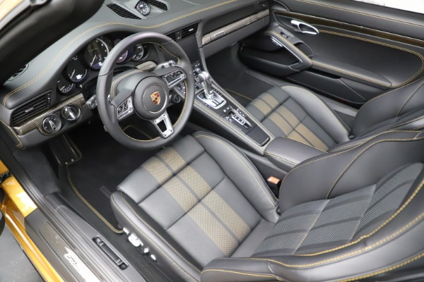 Used 2019 Porsche 911 Turbo S Exclusive for sale $249,900 at Bugatti of Greenwich in Greenwich CT 06830 18