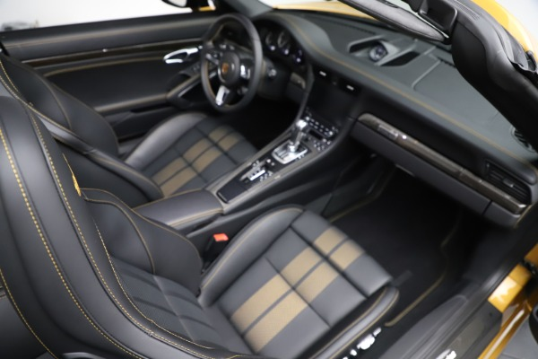 Used 2019 Porsche 911 Turbo S Exclusive for sale $249,900 at Bugatti of Greenwich in Greenwich CT 06830 25