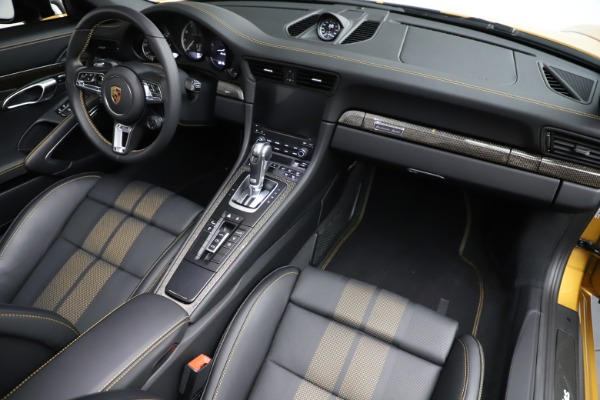 Used 2019 Porsche 911 Turbo S Exclusive for sale $249,900 at Bugatti of Greenwich in Greenwich CT 06830 26