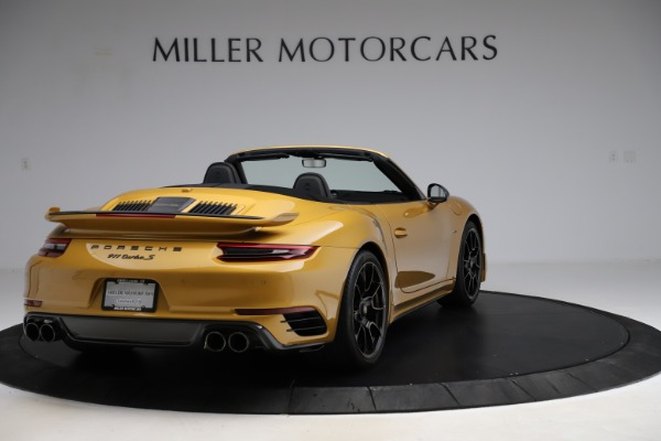 Used 2019 Porsche 911 Turbo S Exclusive for sale $249,900 at Bugatti of Greenwich in Greenwich CT 06830 7