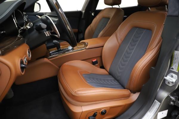 Used 2017 Maserati Quattroporte S Q4 GranLusso for sale $59,900 at Bugatti of Greenwich in Greenwich CT 06830 15