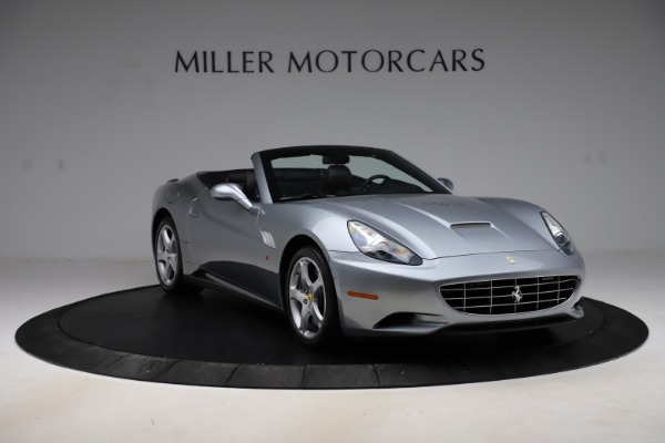 Used 2013 Ferrari California 30 for sale $103,900 at Bugatti of Greenwich in Greenwich CT 06830 11
