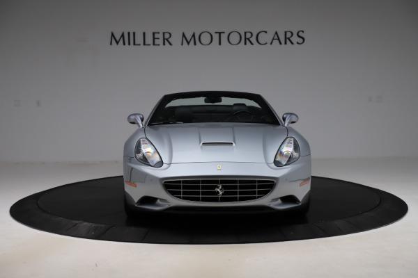 Used 2013 Ferrari California 30 for sale $103,900 at Bugatti of Greenwich in Greenwich CT 06830 12