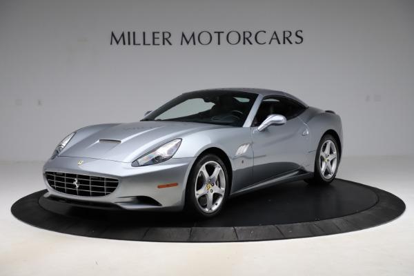 Used 2013 Ferrari California 30 for sale $103,900 at Bugatti of Greenwich in Greenwich CT 06830 13