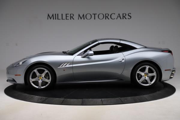 Used 2013 Ferrari California 30 for sale $103,900 at Bugatti of Greenwich in Greenwich CT 06830 14