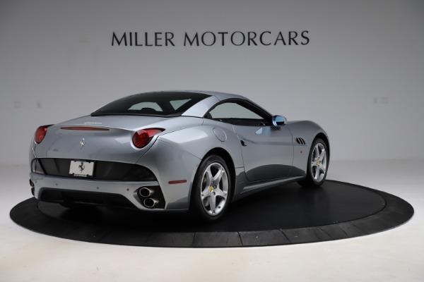 Used 2013 Ferrari California 30 for sale $103,900 at Bugatti of Greenwich in Greenwich CT 06830 16