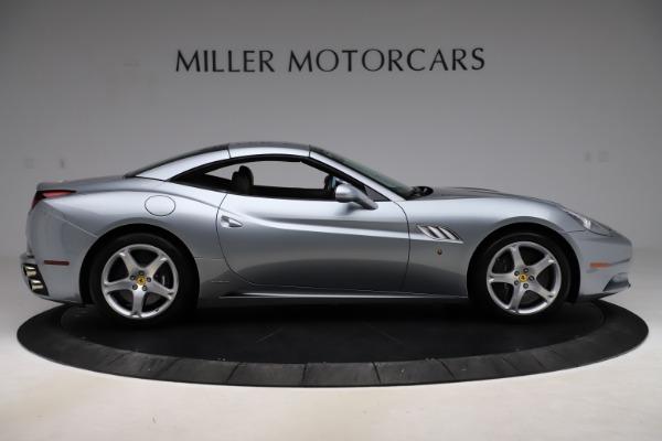 Used 2013 Ferrari California 30 for sale $103,900 at Bugatti of Greenwich in Greenwich CT 06830 17