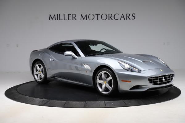 Used 2013 Ferrari California 30 for sale $103,900 at Bugatti of Greenwich in Greenwich CT 06830 18