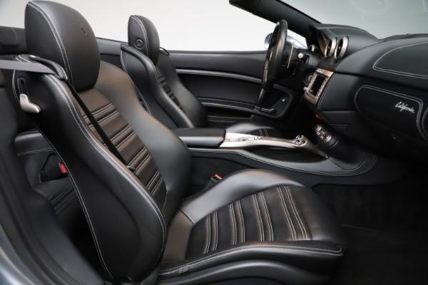 Used 2013 Ferrari California 30 for sale $103,900 at Bugatti of Greenwich in Greenwich CT 06830 25