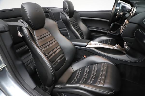 Used 2013 Ferrari California 30 for sale $103,900 at Bugatti of Greenwich in Greenwich CT 06830 26