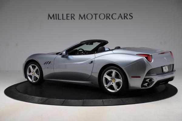 Used 2013 Ferrari California 30 for sale $103,900 at Bugatti of Greenwich in Greenwich CT 06830 4