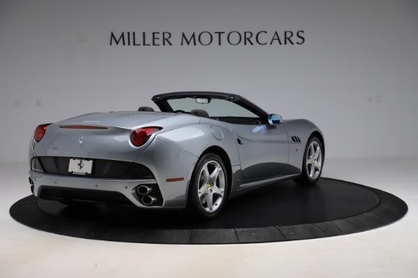 Used 2013 Ferrari California 30 for sale $103,900 at Bugatti of Greenwich in Greenwich CT 06830 7